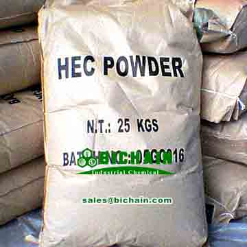 Hydroxyethylcellulose HEC Hydroxyethyl Cellulose Suppliers