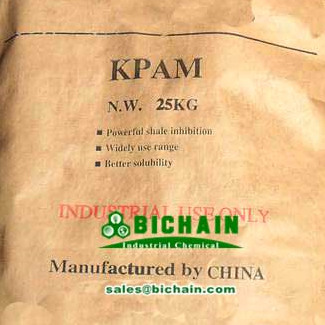 Potassium Polyacrylamide KPAM Suppliers