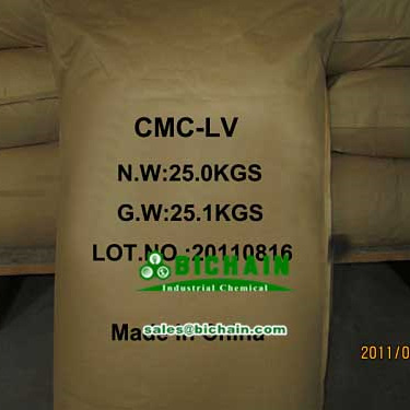 Carboxymethyl Cellulose Suppliers CMC LV /LVT