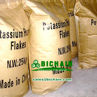 Oilfield Potassium K Humate Suppliers