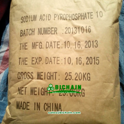 Oilfield Sodium Acid Pyrophosphate Suppliers
